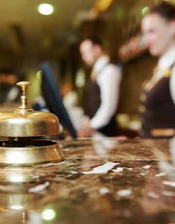 Brengt facilitaire dienstverlening en gastvrijheid samen en zorgt voor een ultieme klantbeleving!